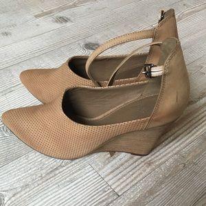 Rebels brown shoes